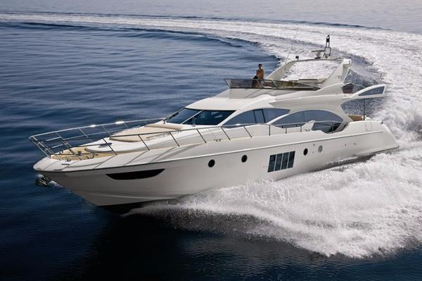 Azimut 70 Profile (Sister Ship)
