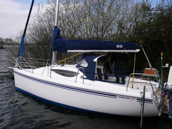 Northman-Yacht Maxus 24