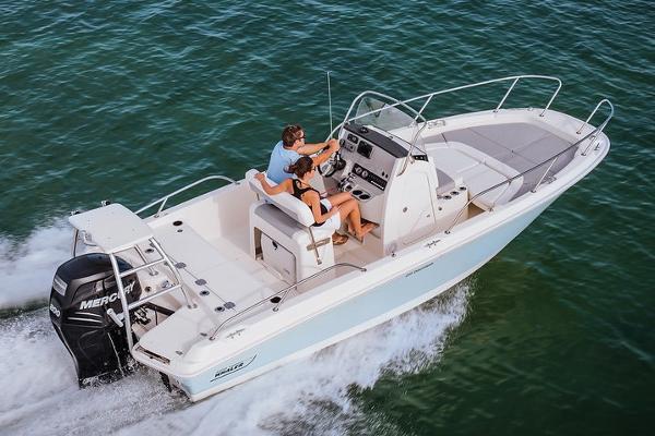 Boston Whaler 210 Dauntless Manufacturer Provided Image