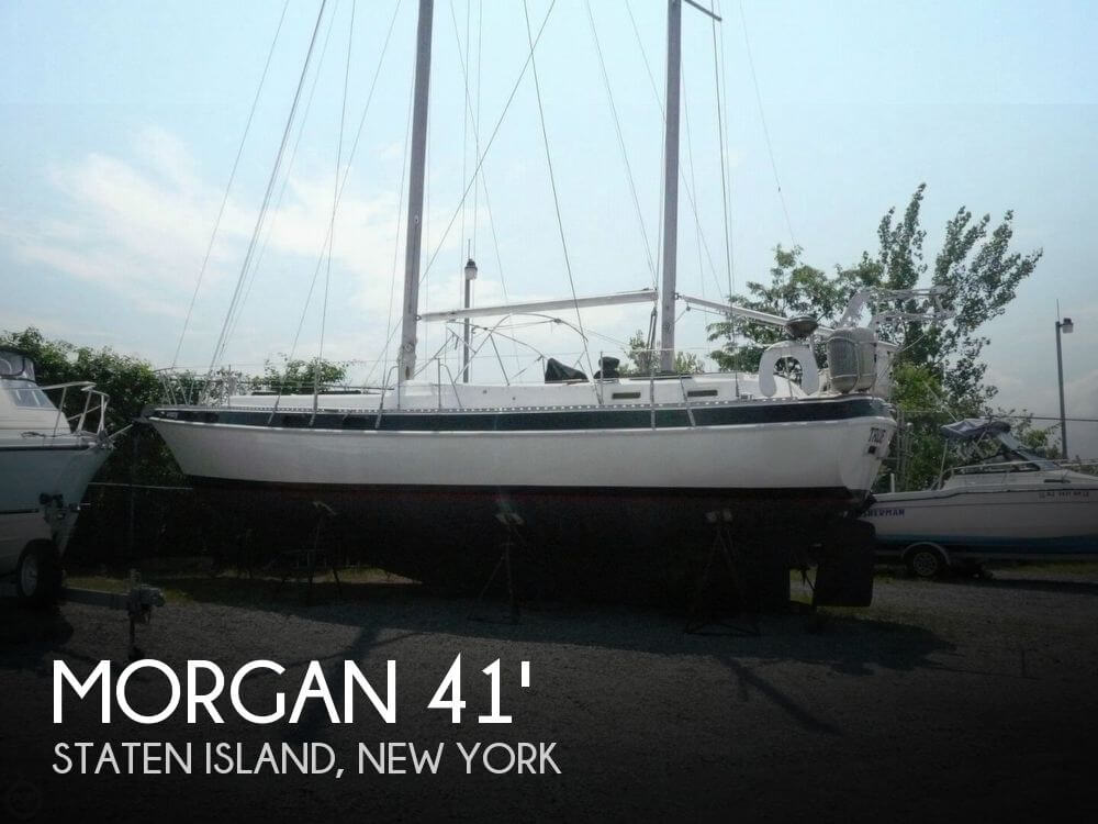 Morgan 41 Out Island 1979 Morgan 41 Out Island for sale in Staten Island, NY