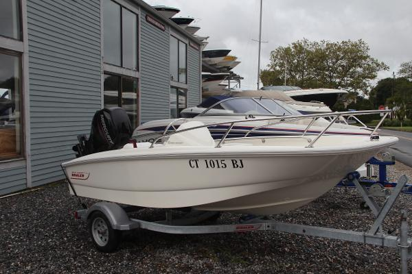 Boston Whaler Super Sport 13