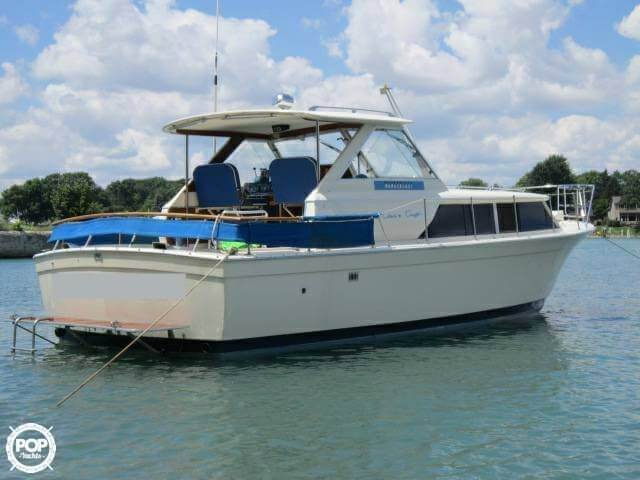 Chris-Craft 31 Commander 1968 Chris-Craft 31 Commander for sale in Grosse Ile, MI