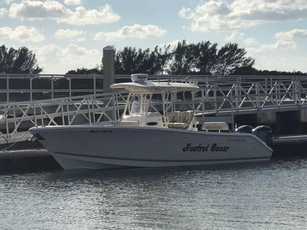 Cobia Boats 277 Center Console Cobia 277 Center Console