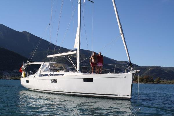 Beneteau Oceanis 48 Main photo