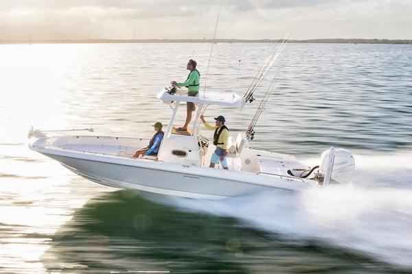 Boston Whaler 240 Dauntless Pro Manufacturer Provided Image