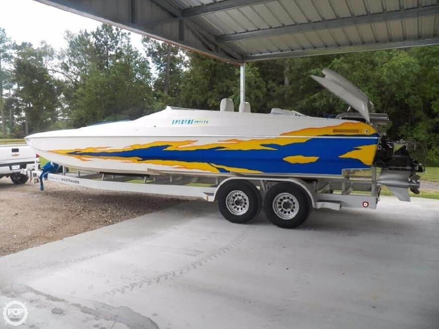 Spectre 30 Cat 2001 Spectre 30 CAT for sale in Orange, TX