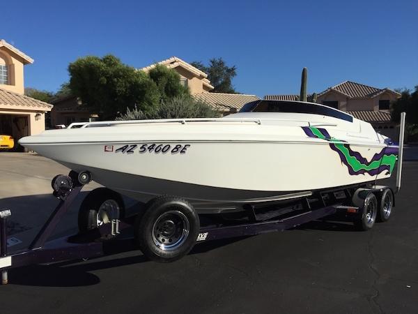 Carrera Boats 238 Classic