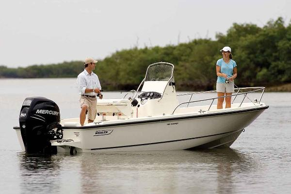 Boston Whaler 190 Outrage Manufacturer Provided Image