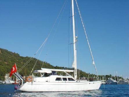 Custom Line Sailing Yacht Sailing Yacht