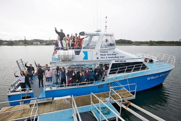 Custom Batavia Aluminium Catamaran