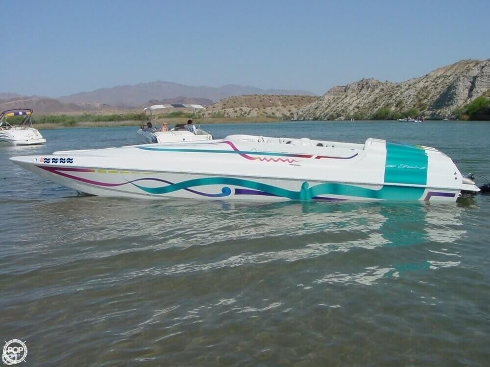 Carrera Boats 257 Effect X 1999 Carrera 257 Effect X for sale in Lake Havasu City, AZ