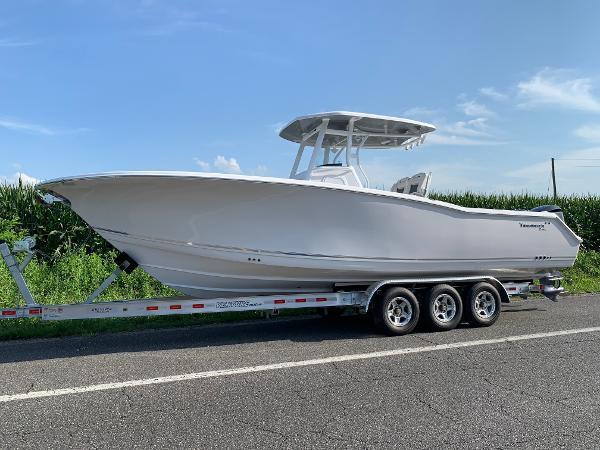 Tidewater 280 CC Adventure Custom