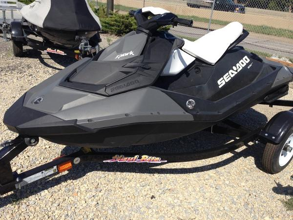 Sea-Doo Spark 2up IBR ROTAX® 900 HO ACE™