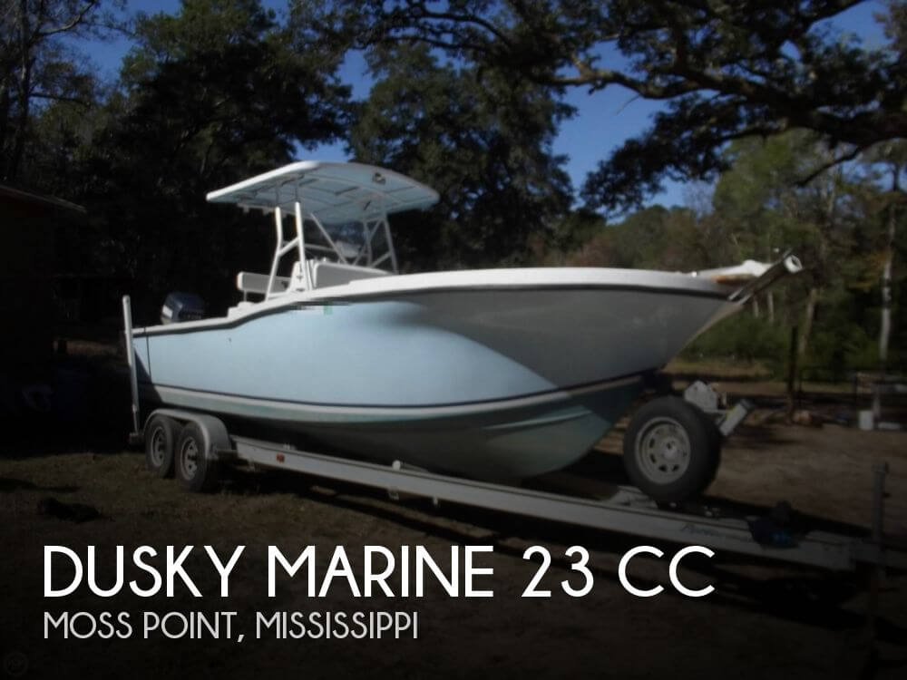 Dusky Marine 23cc 1970 Dusky Marine 23 CC for sale in Moss Point, MS