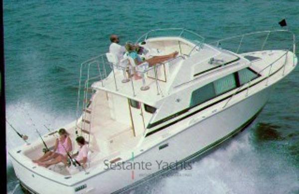 Bertram 33 Sport Fisherman 33SF2