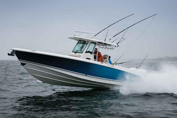 Boston Whaler 33OR Manufacturer Provided Image