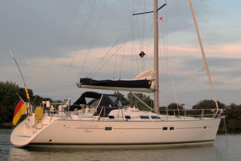 Beneteau Oceanis Clipper 423  VERKAUFT