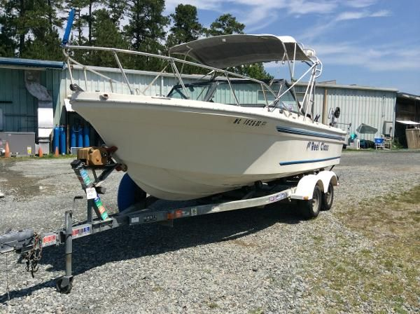 SportCraft 230 Cuddy Fisherman