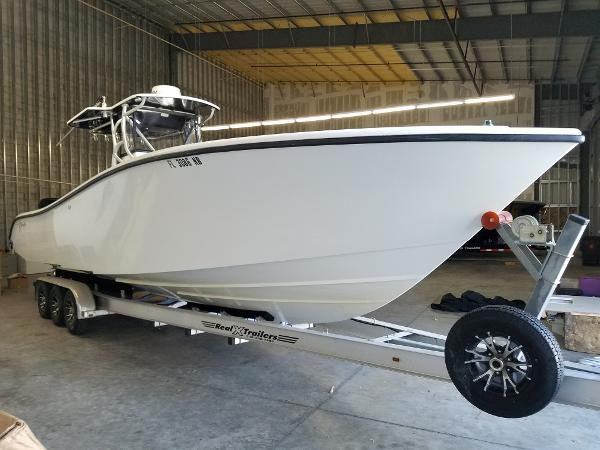 Yellowfin 34 (2017 350 Verados)