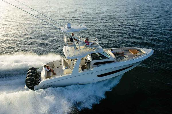 Boston Whaler 420 Outrage Manufacturer Provided Image