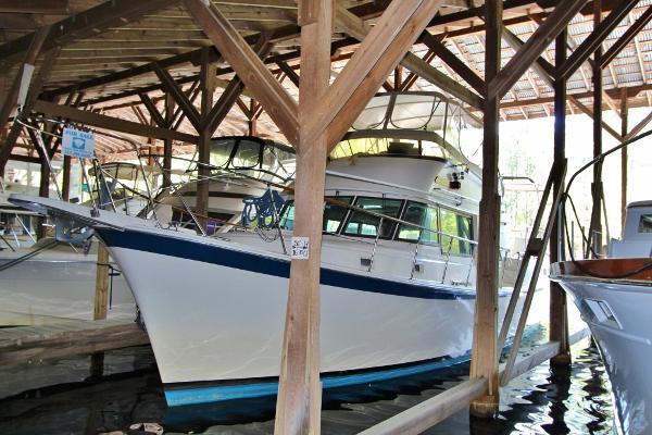 Hatteras Long Range Cruiser SELAH