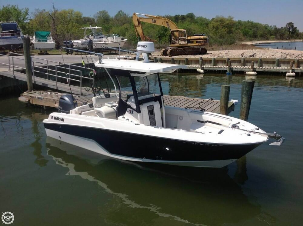 Wellcraft 222 Fisherman 2017 Wellcraft 222 Fisherman for sale in Saluda, VA