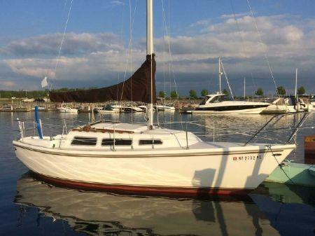 1981 Catalina 27, Buffalo New York - boats com