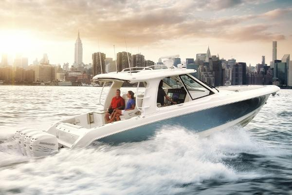 Boston Whaler 380EX Manufacturer Provided Image