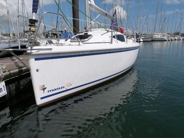 Northman-Yacht Maxus 22
