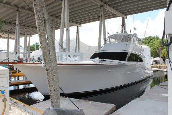 B&D Boatworks Convertible Port side view