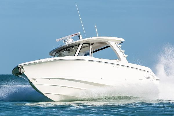 Boston Whaler 350EX Manufacturer Provided Image
