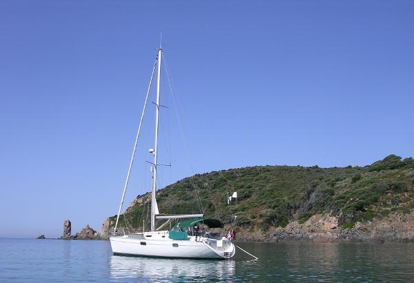 Beneteau Oceanis 351 351 (1)