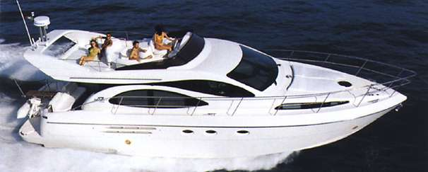 Azimut 46 Manufacturer Provided Image
