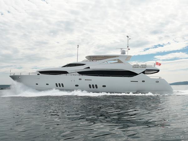 Sunseeker 34M Yacht LIDIA III