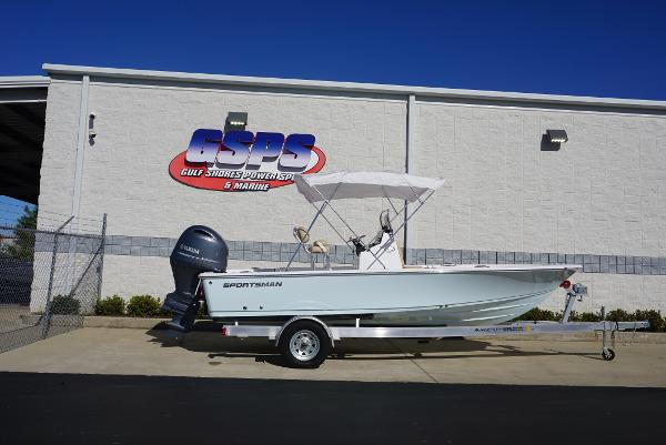 Sportsman Masters 207 Bay Boat Sportsman Bay Boats for Sale