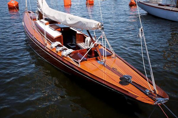 Johan Anker 8mR-Yacht