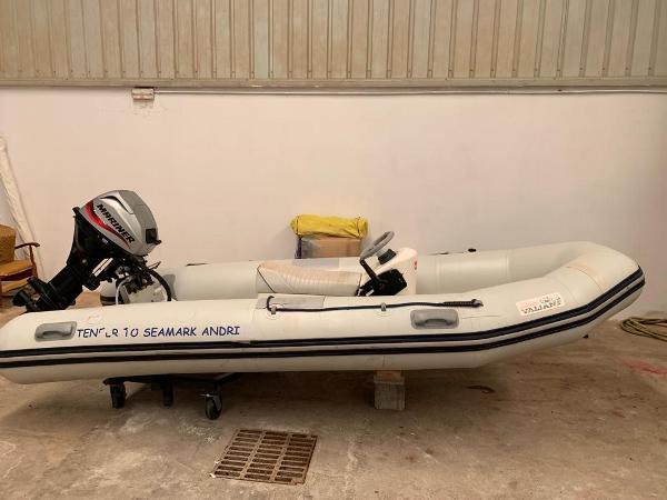 Valiant RIBs 380 BoatShop Menorca - Valiant 380