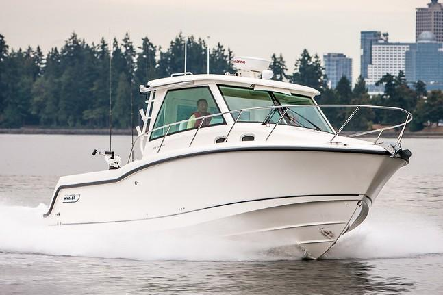 Boston Whaler Boat image