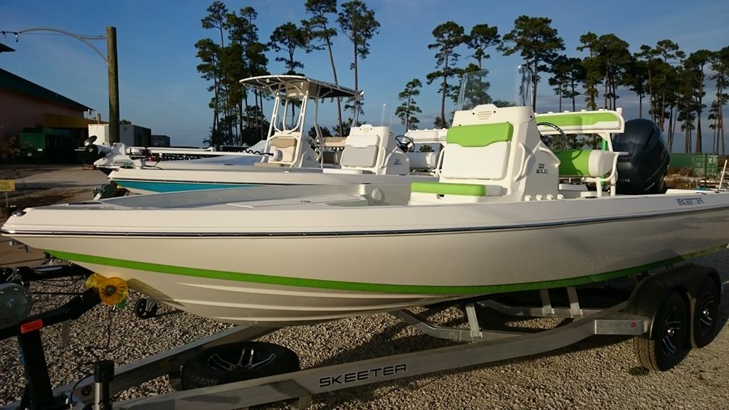 Skeeter 210 SX