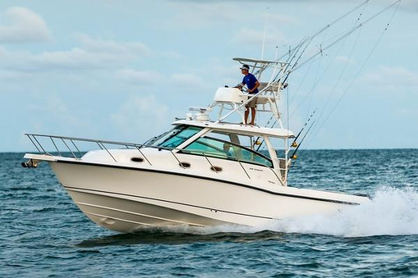 Boston Whaler 345 Conquest Manufacturer Provided Image