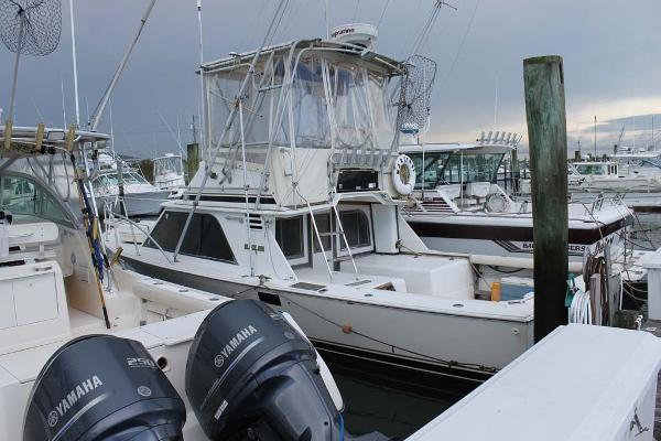 Blackfin Flybridge
