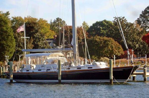 Little Harbor 52