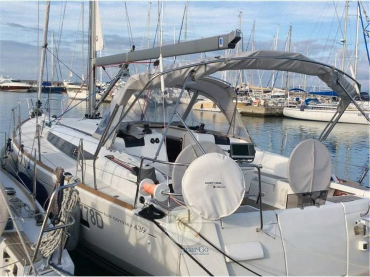 Jeanneau Jeanneau Sun Odyssey 439