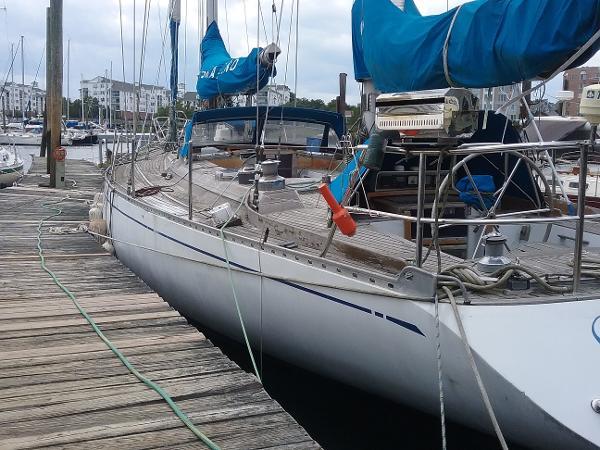 Chantier Naval de Biot Ketch