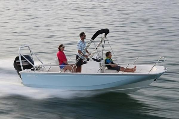 Boston Whaler 170 Montauk Manufacturer Provided Image