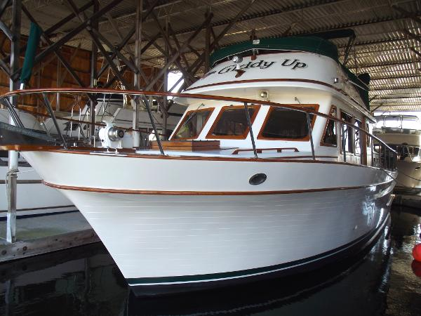 Performance Cruising 38 Tri Cabin Trawler