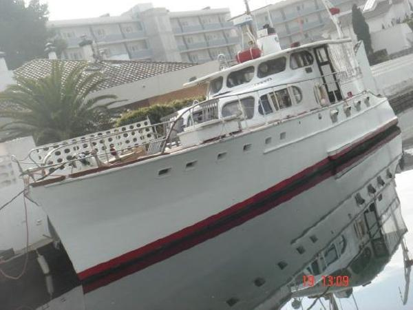 Wheeler Yacht Company 65 Trawler