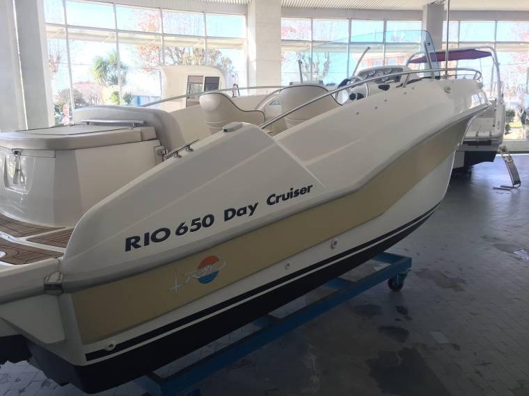 RIO IBERICA RIO 650 DAY CRUISER SEMI NUEVA