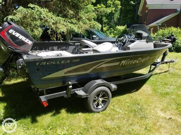 MirroCraft 1685 Troller 2016 Mirrocraft Troller 1685 for sale in Melrose, NY