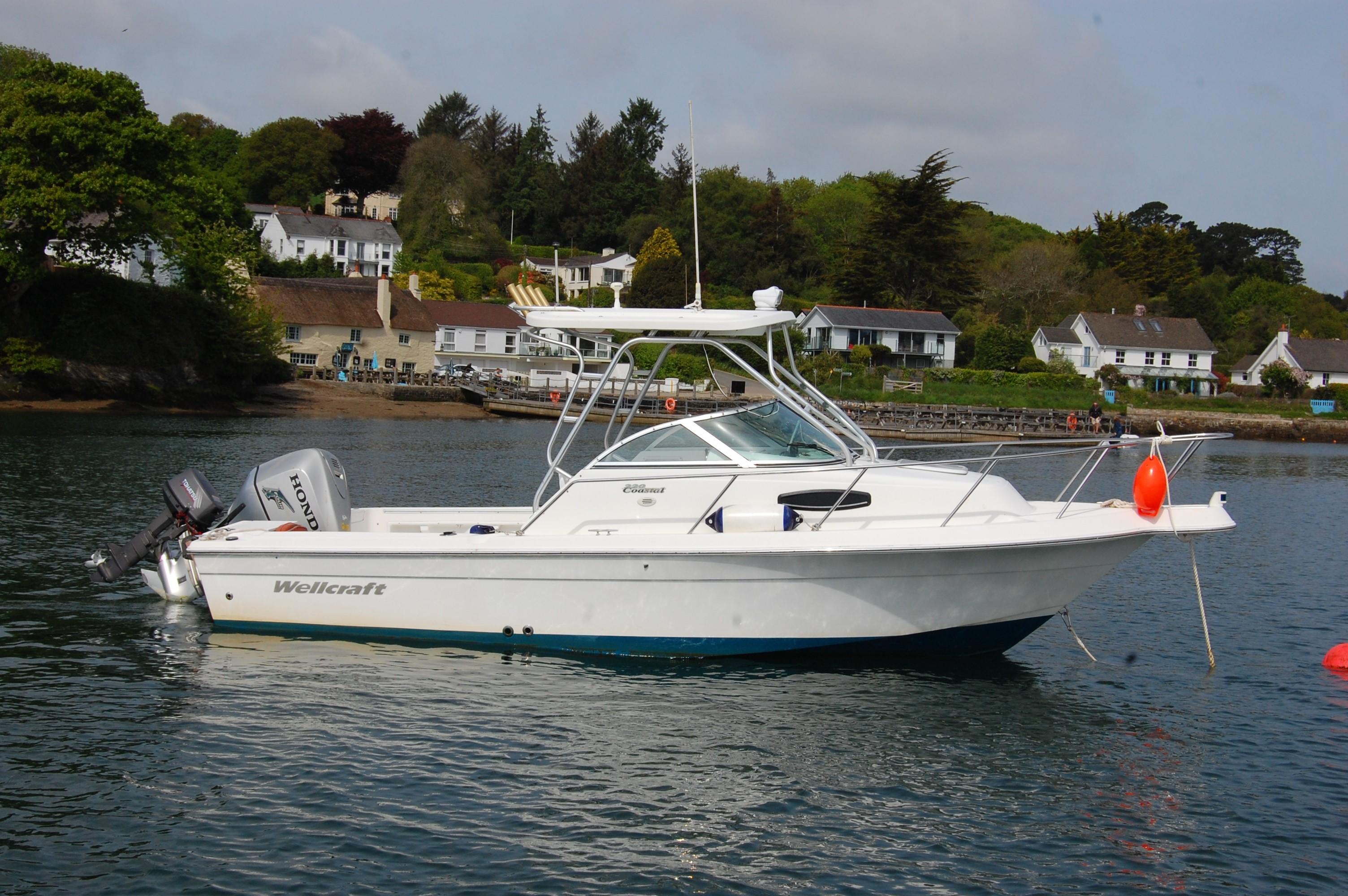 Wellcraft 2200 Coastal WELLCRAFT 2200 Coastal